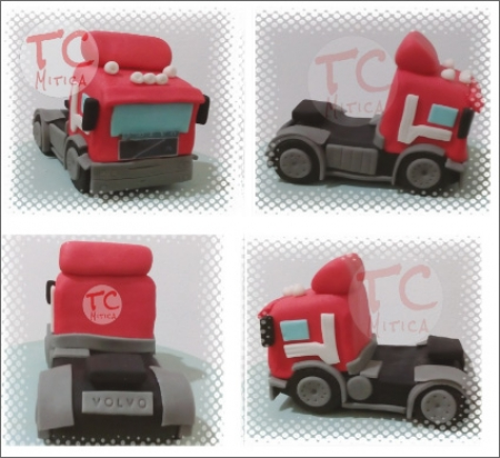 Topper Camion Volvo
